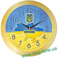 Настінний годинник з нанесеним логотипом 51550511 (1)