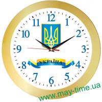 Настінний годинник з нанесеним логотипом 51550511 (2)