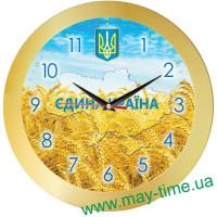 Настенные часы с нанесенным логотипом 51550511(3)